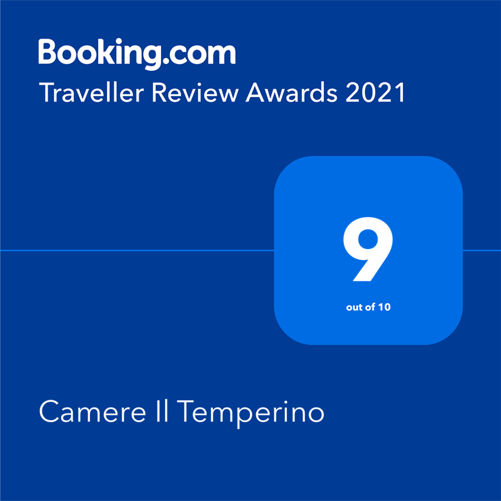 award booking.com 2021